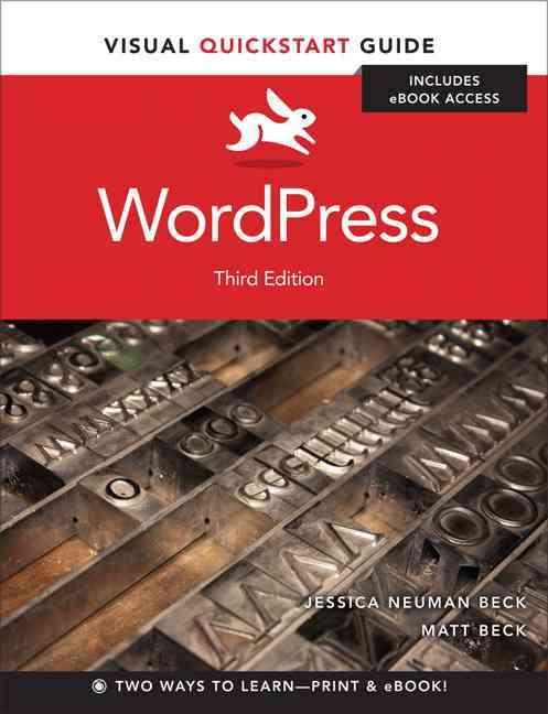 Wordpress By Beck, Matt/ Beck, Jessica Neuman